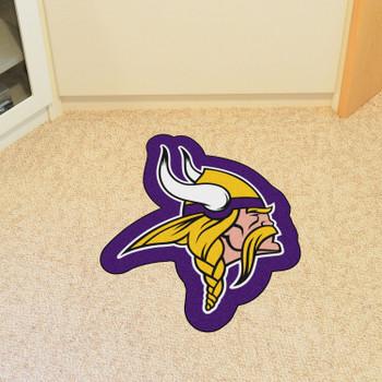 Minnesota Vikings Purple Mascot Mat
