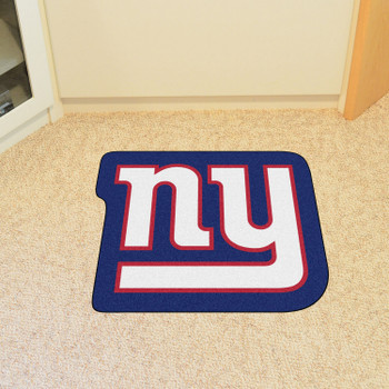 New York Giants Blue Mascot Mat