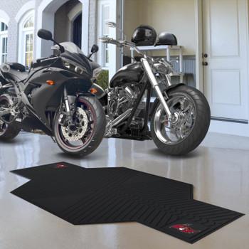 "82.5"" x 42"" Tampa Bay Buccaneers Motorcycle Mat"