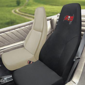 Tampa Bay Buccaneers Black Car Seat Cover