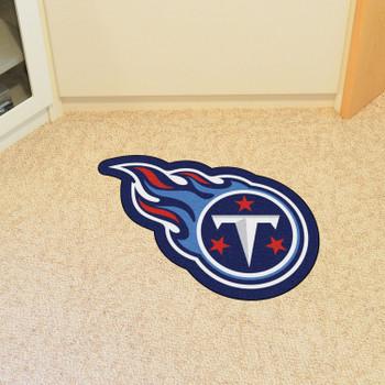 Tennessee Titans Navy Mascot Mat
