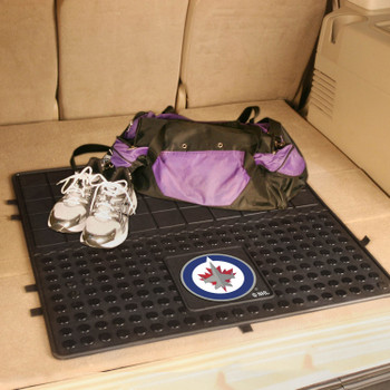 "31"" Winnipeg Jets Heavy Duty Vinyl Cargo Trunk Mat"