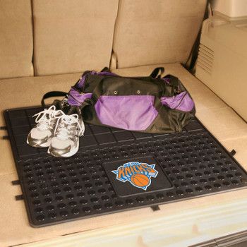 "31"" New York Knicks Heavy Duty Vinyl Cargo Trunk Mat"