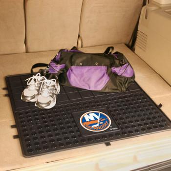 "31"" New York Islanders Heavy Duty Vinyl Cargo Trunk Mat"