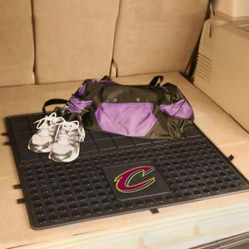 "31"" Cleveland Cavaliers Heavy Duty Vinyl Cargo Trunk Mat"