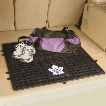 "31"" Toronto Maple Leafs Heavy Duty Vinyl Cargo Trunk Mat"