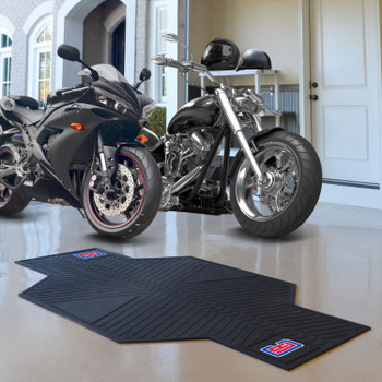 """82.5"""" x 42"""" Los Angeles Clippers Motorcycle Mat"""