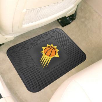 """14"""" x 17"""" Phoenix Suns Vinyl Car Utility Mat"""