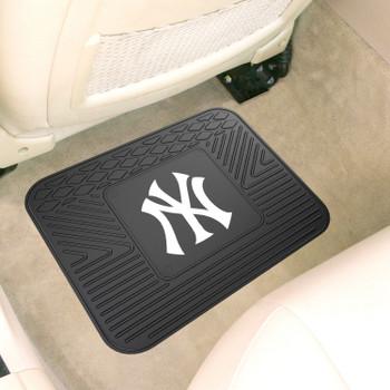 "14"" x 17"" New York Yankees Vinyl Car Utility Mat"