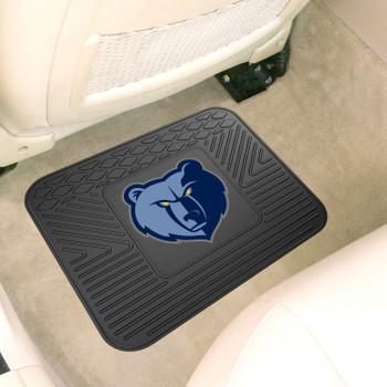 "14"" x 17"" Memphis Grizzlies Vinyl Car Utility Mat"