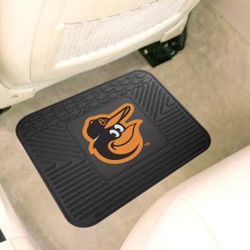 "14"" x 17"" Baltimore Orioles Vinyl Car Utility Mat"