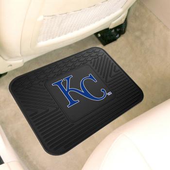"""14"""" x 17"""" Kansas City Royals Vinyl Car Utility Mat"""