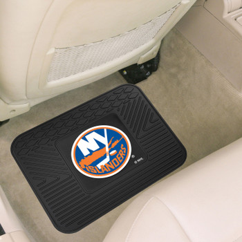 "14"" x 17"" New York Islanders Vinyl Car Utility Mat"