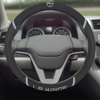 Los Angeles Kings Steering Wheel Cover
