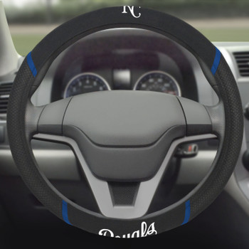 Kansas City Royals Steering Wheel Cover