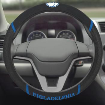 Philadelphia 76ers Steering Wheel Cover