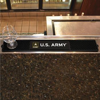 U.S. Army Vinyl Drink Mat