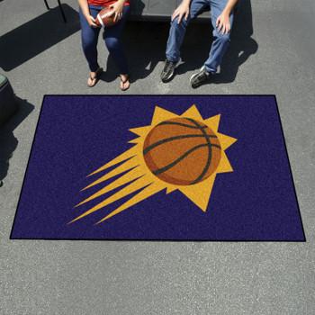 "59.5"" x 94.5"" Phoenix Suns Orange Rectangle Ulti Mat"