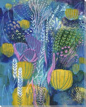 Sea Life Wrapped Canvas Giclee Art Print Wall Art
