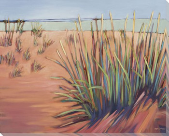 Ocean View Wrapped Canvas Giclee Art Print Wall Art