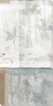 Faded Memory Bicycle Wrapped Canvas Giclee Art Print Wall Art