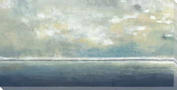 Calming Seas I Wrapped Canvas Giclee Print Wall Art