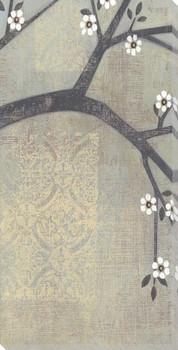 Flowering Dogwood II Wrapped Canvas Giclee Print Wall Art