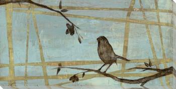 Woodland Respite II Wrapped Canvas Giclee Print Wall Art