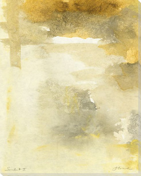 Sun Light 1 Wrapped Canvas Giclee Print Wall Art