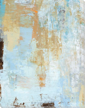Calming Tones Wrapped Canvas Giclee Print Wall Art