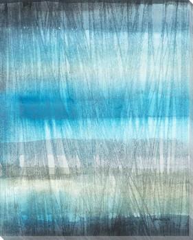 Tidal Marsh II Wrapped Canvas Giclee Art Print Wall Art