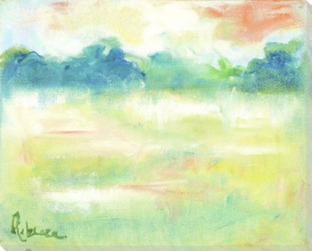 Vision of Color Wrapped Canvas Giclee Art Print Wall Art