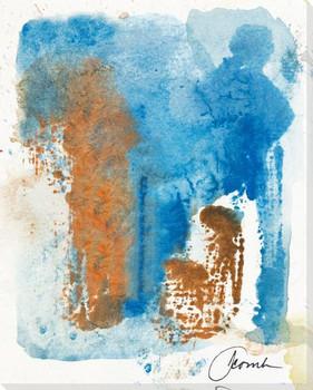 Fall Splendor I Wrapped Canvas Giclee Print Wall Art