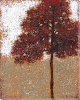 Autumn Rubies II Wrapped Canvas Giclee Print Wall Art