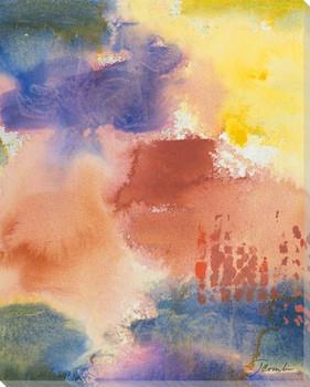 Fall Kaleidoscope I Wrapped Canvas Giclee Print Wall Art
