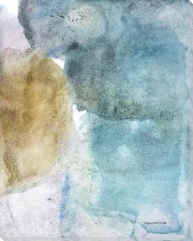 Thunder Wrapped Canvas Giclee Art Print Wall Art