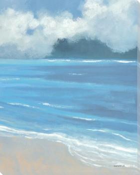 Island Breeze I Wrapped Canvas Giclee Print Wall Art