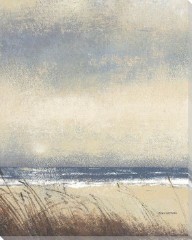 Through the Reeds II Wrapped Canvas Giclee Print Wall Art