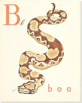 B. Boa Wrapped Canvas Giclee Print Wall Art