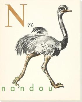 N. Nandou Wrapped Canvas Giclee Print Wall Art