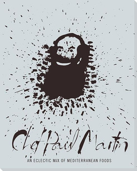 Chef Paul Martin Wrapped Canvas Giclee Print Wall Art