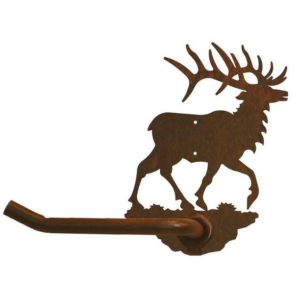 Original Elk Metal Toilet Paper Holder