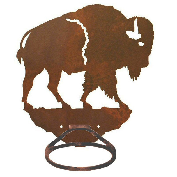 Buffalo Metal Bath Towel Ring