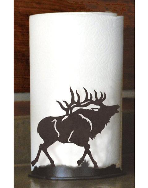 Elk Metal Paper Towel Holder