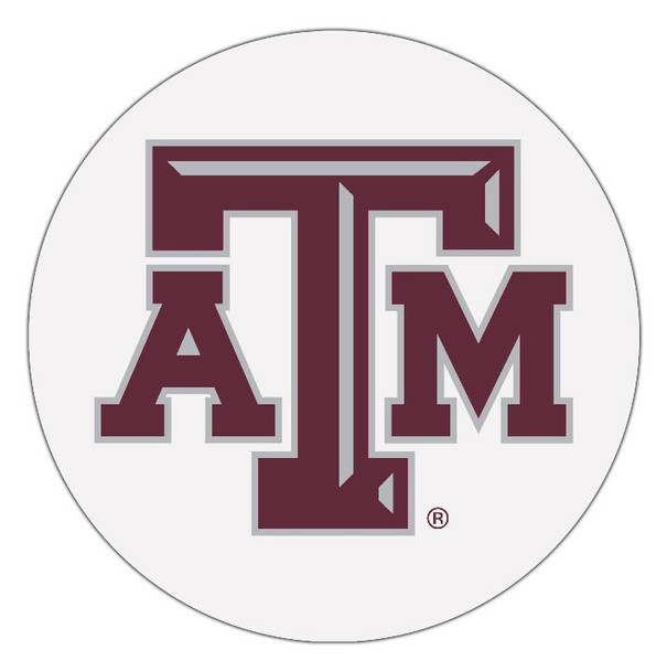 Texas A&M Aggies Absorbent Beverage Coasters, Set of 8