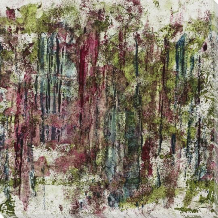 Forest for the Trees II Wrapped Canvas Giclee Print Wall Art
