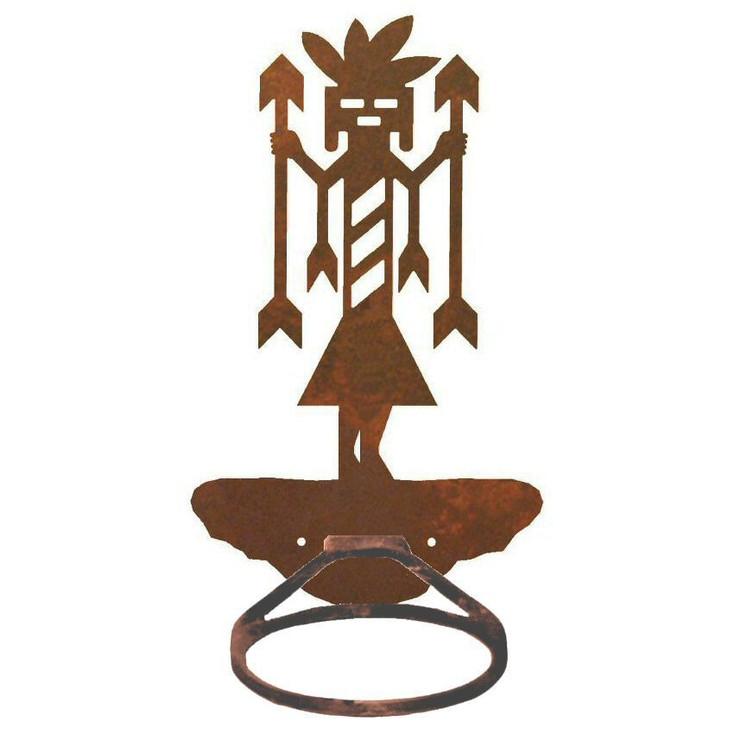 Yei Metal Bath Towel Ring