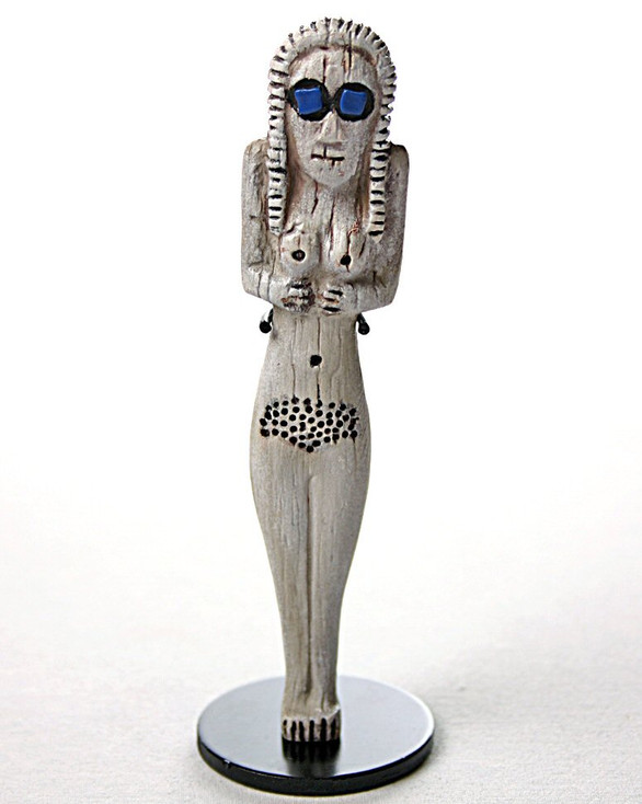 Naqada Egyptian Statue