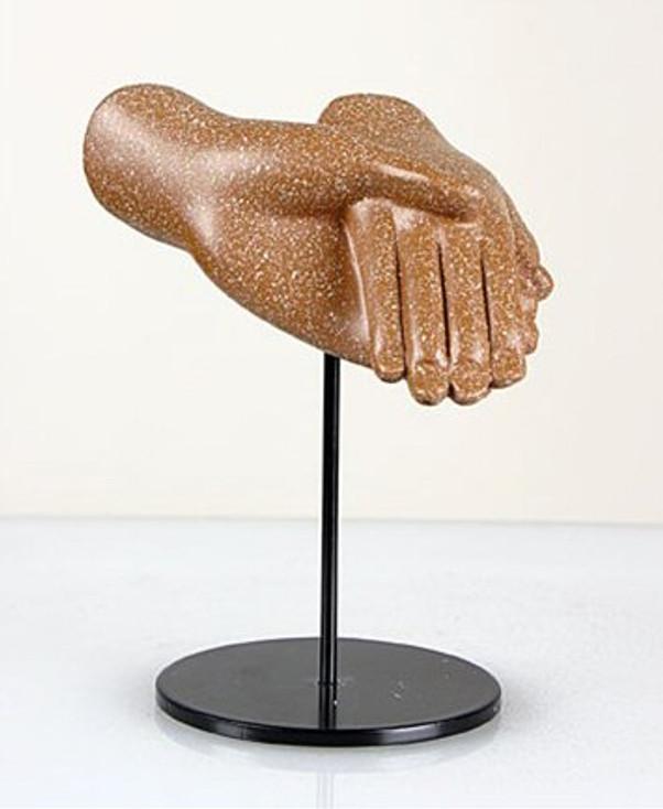 Egyptian Lover's Hands Statue, Akhenaten and Nefertiti
