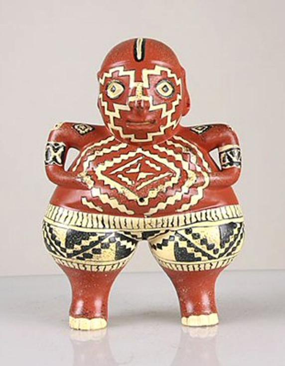 Chupicuaro Fertility Figurine African Statue